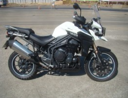 TRIUMPH TIGER 1200 EXPLORER